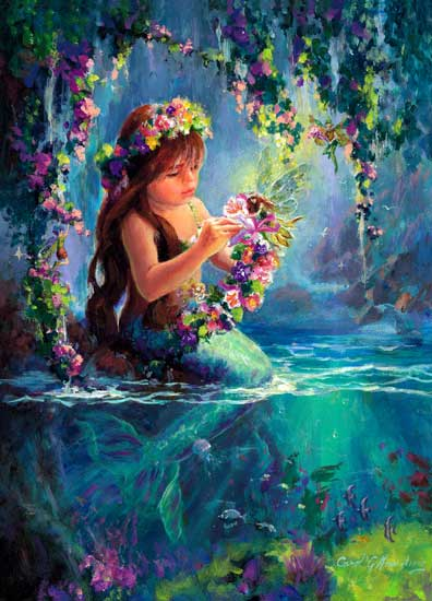 Mermaids, Moonchild And Fairies